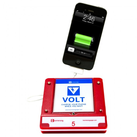 VOLT Pager & Charger In One